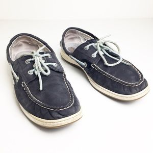 Sperry Blue Casual Leather Boat shoe